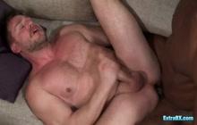 aaron Trainer And Hans Berlin In Gay Porn