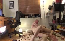 Breeding my BF on homemade video