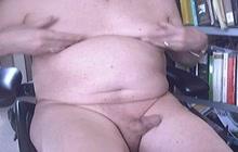 Weird nipple masturbation